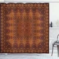 Persian Pattern Shower Curtain
