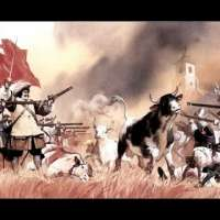 English battle victories over the Spanish: 1654 - 1670