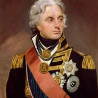 Lord Nelson Decorative Fine Art Poster