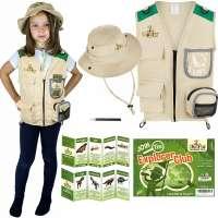 Kids Explorer Costume