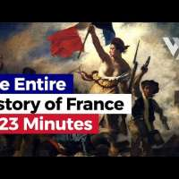 The Entire History of France in 23 Minutes