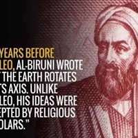 Presentation about Al Biruni