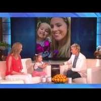 4-year-old Brielle Teaches Ellen About Anatomy
