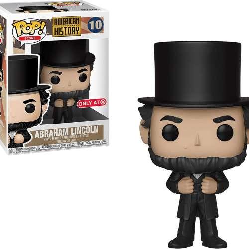 Abraham Lincoln Figure
