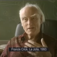 Francis Crick - How scientists and non-scientists perceive the world