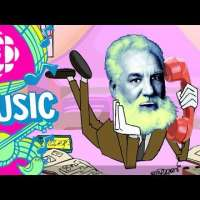 CANAdooDAday   Alexander Graham Bell Invents the Telephone