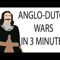 Anglo-Dutch Wars   3 Minute History