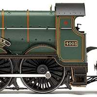 Hornby R3864 GWR, Star Class Model