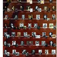 EuroGraphics Famous Scientists 1000 Piece Puzzle