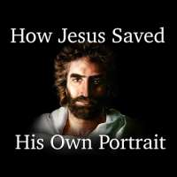 How Jesus Saved His Own Portrait...The True Story of Akiane's Lost Masterpiece