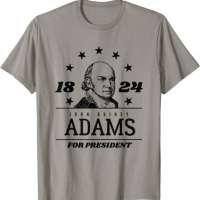 President John Quincy Adams T-Shirt