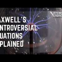 James Clerk Maxwell and his controversial equations