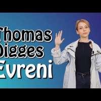 Thomas Digges Evreni