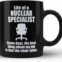 Nuclear Specialist Coffee Mug