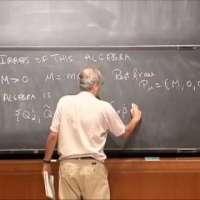 Seiberg-Witten Theory, Part 1 - Edward Witten