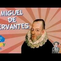 Miguel de Cervantes | Educational Bios for Kids
