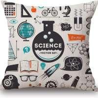 JES&MEDIS Science Pillowcase