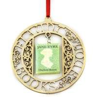 Jane Eyre Charlotte Bronte Ornament