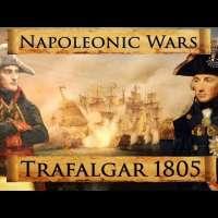 Napoleonic Wars: Battle of Trafalgar 1805