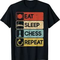 Chess Playing Strategy Item T-Shirt