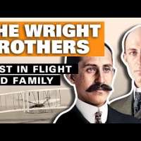 The Wright Brothers: First in Flight and Family