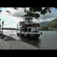 The island of Ali Pasha in the middle of Ioannina lake