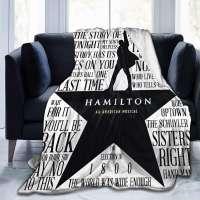 Hamilton Fleece Blanket