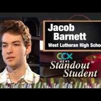 Standout Student: West Lutheran's Jacob Barnett