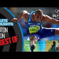Best of Ashton Eaton ???????? Olympic Decathlon