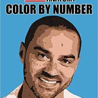 Grey's Anatomy Color By Number Coloring Book