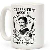 LookHUMAN It's Electric Nikola Tesla