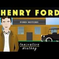 Henry Ford - History Cartoon