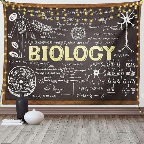 Biology Tapestry
