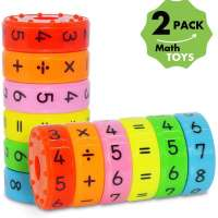 CHILHOLYD Learning Toys Math Toy