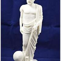 Archimedes Sculpture