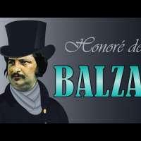 Honoré de Balzac - Biographie avec animations