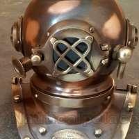 The Swan Nautical Divers Helmet
