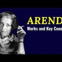 Hannah Arendt - Works and Key Concepts