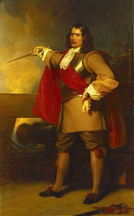 Robert Blake (admiral)