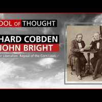 Who were Richard Cobden & John Bright?