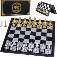 AMEROUS Magetic Travel Chess Set