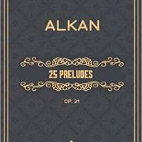 25 Preludes (Op. 31): Sheet music for piano