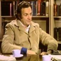 Richard Feynman - The World from another point of view