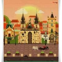 Prague Poster Print