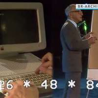 Mensch gegen Maschine: Kopfrechner Wim Klein im Battle mit dem Computer