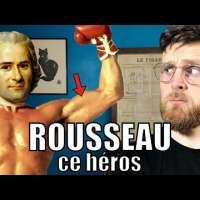 Jean-Jacques ROUSSEAU : sa vie (pas folle) et son autobiographie