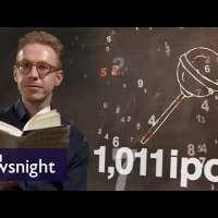 Autistic savant Daniel Tammet on 'the language of numbers'