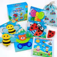 Wooden Animal Jigsaw Toddler Puzzles