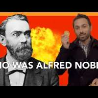 WHO WAS ALFRED NOBEL?