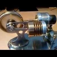 Amazing Carnot heat engine working!
